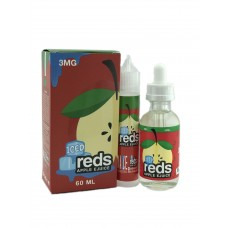 REDS APPLE JUICE (ICED) BY 7 DAZE 60ML