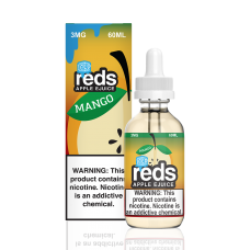 7 DAZE - REDS ICED - MANGO APPLE E-JUICE - 60ML (ICED)