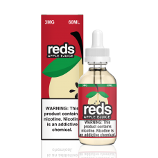7 DAZE - REDS - APPLE E-JUICE - 60mL