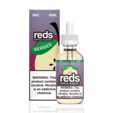 7 DAZE - REDS - BERRIES APPLE E-JUICE - 60mL