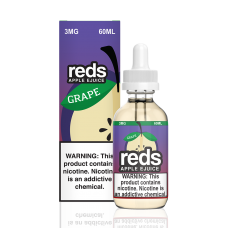 7 DAZE - REDS - GRAPE APPLE E-JUICE - 60mL