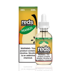 7 DAZE - REDS - MANGO APPLE - 60mL