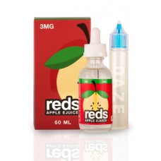 7 DAZE - REDS APPLE E-JUICE - 60mL