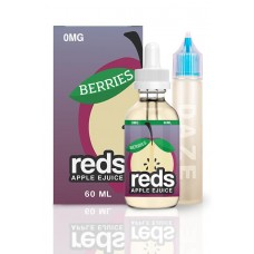 7 DAZE - REDS BERRIES APPLE E-JUICE - 60mL