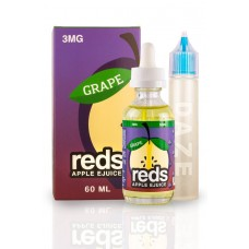 7 DAZE - REDS GRAPE APPLE E-JUICE - 60mL