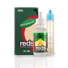 7 DAZE - REDS WATERMELON APPLE E-JUICE - 60mL