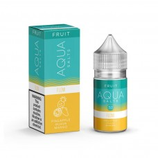 AQUA SALTS - FLOW - 30mL BY MARINA VAPE 35/50MG