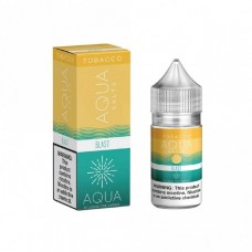 AQUA SALTS TOBACCO - BLAST - 30mL BY MARINA VAPE (New Menthol)