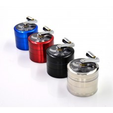 Grinder - Aluminum with Crank