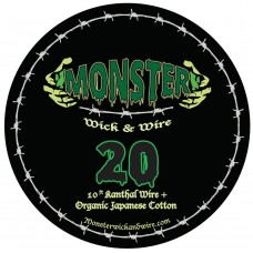 Monster Wick & Wire