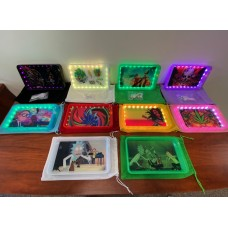 LED GLOW TRAY (Assorted Designs)