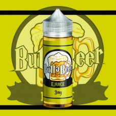 Butta Beer Frozen (Yellow) E-Juice 120mL