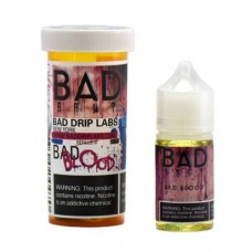 BAD DRIP SALT - BAD BLOOD 30mL
