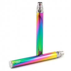 Battery Ego C-Twist Rainbow 1100mAh vv