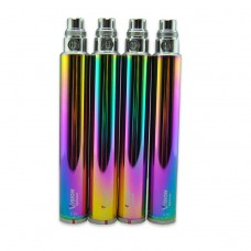 Battery Ego C-Twist Rainbow 900mAh vv