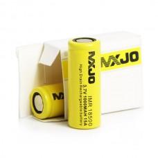 MXJO IMR 18500 1000mAh Yellow 15A Flat