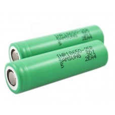 Samsung 25R 2500 20A Battery