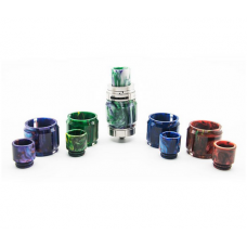 TIP N' TUBE RESIN WITH JUICE WINDOW FOR TFV12 PRINCE, BABY PRINCE, TFV8, BABY, BIG BABY, X-BABY