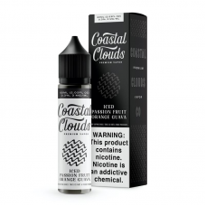 COASTAL CLOUDS ICED - PASSION FRUIT ORANGE GUAVA 60ml (ICED)