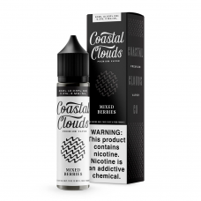 COASTAL CLOUDS - MIXED BERRIES 60ml