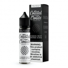 COASTAL CLOUDS - PASSION FRUIT ORANGE GUAVA 60ml