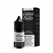 COASTAL CLOUDS SALTS - CHILLED APPLE PEAR 30ml