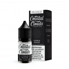 COASTAL CLOUDS SALTS - CITRUS PEACH 30ml
