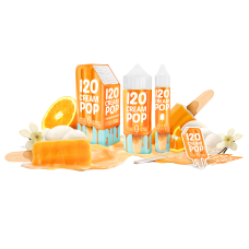 120ml Cream Pop Ice Cream eLiquid