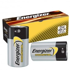 D CELL ALKALINE BATTERY