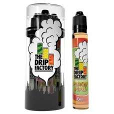 THE DRIP FACTORY - PEACHY PIPES 90ML