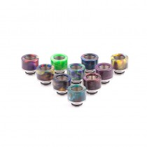 NEW TFV8/12, 510 & TFV8 BABY BEAST Resin & Stainless Steel Drip Tips