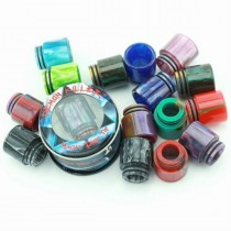DEMON KILLER WIDE BORE DRIP TIPS - 510 & 810