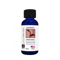 ELEMENT - STRAWBERRY WHIP 60ML