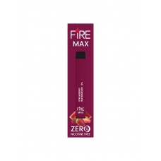 FIRE MAX 0% NICOTINE Disposable 10pk