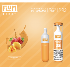 FLUM FLOAT DISPOSABLE DEVICE 3000 PUFFS
