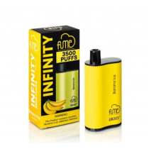 FUME INFINITY DISPOSABLE VAPE - 3500 PUFFS (5ct)