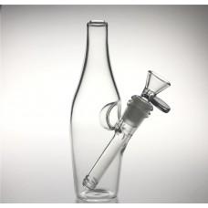 """GLASS BONG - 7"""" BOTTLE"""