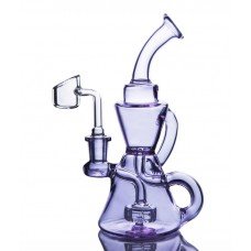 GLASS RIG - RECYCLER KLEIN (assorted colors)