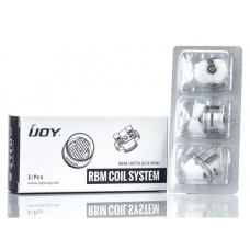 IJOY RBM RDTA BOX MINI REPLACEMENT DECK 3-PACK