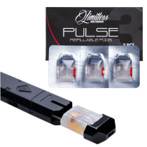 LIMITLESS PLY ROCK PULSE PODS (3 PK)
