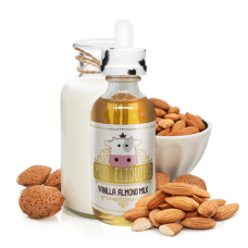 MOO - VANILLA ALMOND MILK (60ML)