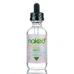 NAKED 100 - SOUR SWEETS 60ML