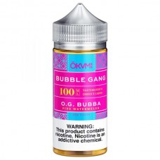 BUBBLE GANG - O.G. BUBBA - 100mL BY OKAMI