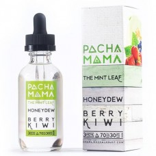 CHARLIE'S CHALK DUST - PACHAMAMA - THE MINT LEAF 60ML