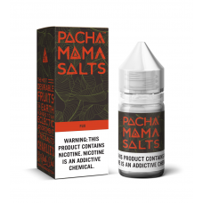 PACHAMAMA SALTS - FUJI APPLE STRAWBERRY NECTARINE 30ML