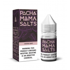 PACHAMAMA SALTS - STARFRUIT GRAPE 30ML