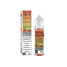 PACHAMAMA - FUJI APPLE STRAWBERRY NECTARINE 60ML