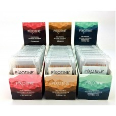 PIXOTINE NICOTINE TOOTHPICKS 3MG (15CT) - 1 FULL BOX CONTAINS 15 x 15CT PACKS