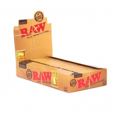 "RAW Rolling Papers Classic 1 1/4"" CLASSIC - BOX OF 24"