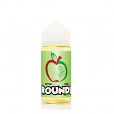 ROUNDS - APPLE KIWI 100mL
